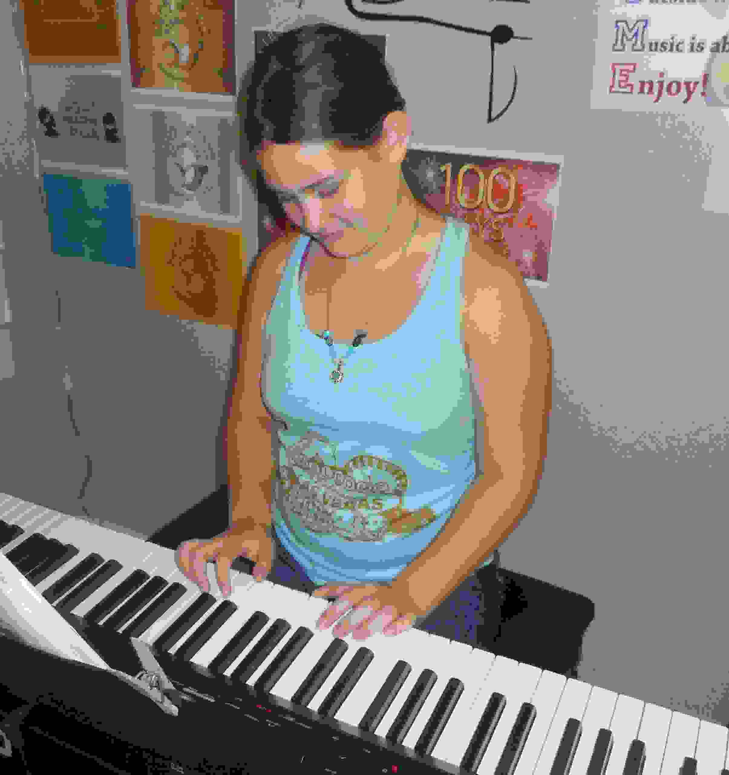 Teen Piano Lessons for Kids, Ages 12-18, in Grand Junction, Colorado