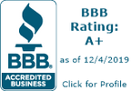 BBB Accredited Business link