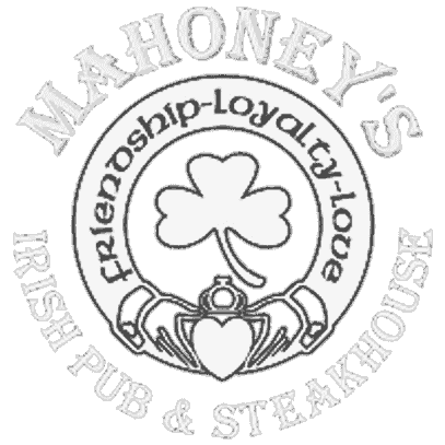 Emmett Mahoney's is a traditional Irish pub complete with good food and authentic Irish hospitality.