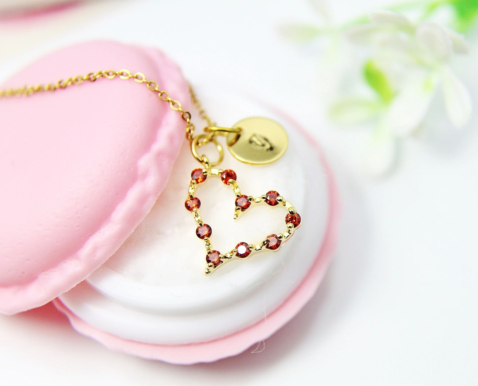 Quality Personalized and Customized Jewelry, Layering Necklace, Dainty Necklace, Gold Necklace