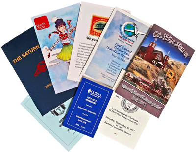 printing, booklets, brochures, flyers
