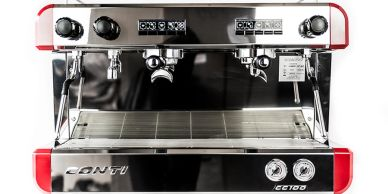Conti Two Group Espresso Machine