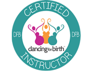 Childbirth Education Dancing for Birth Certified instructor