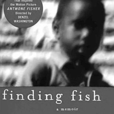 Finding Fish a memoir by Antwone Fisher