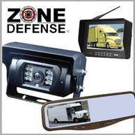 Zone Defense Camera Systems- Refuse Camera systems