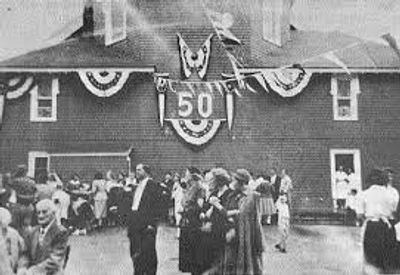 OLGH 50th Anniversary 1955.