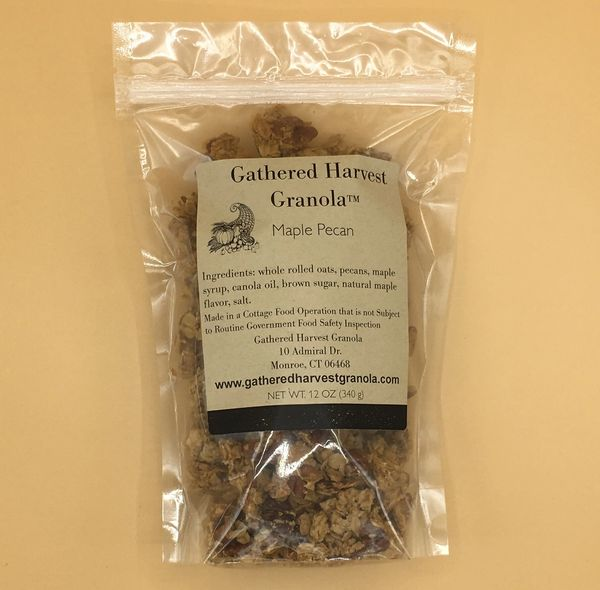 Homemade Packaged Granola