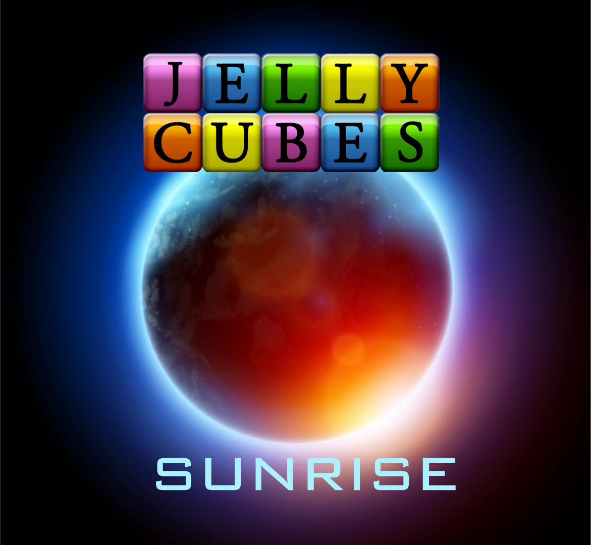 Jelly Cubes, Puzzle Game for iOS