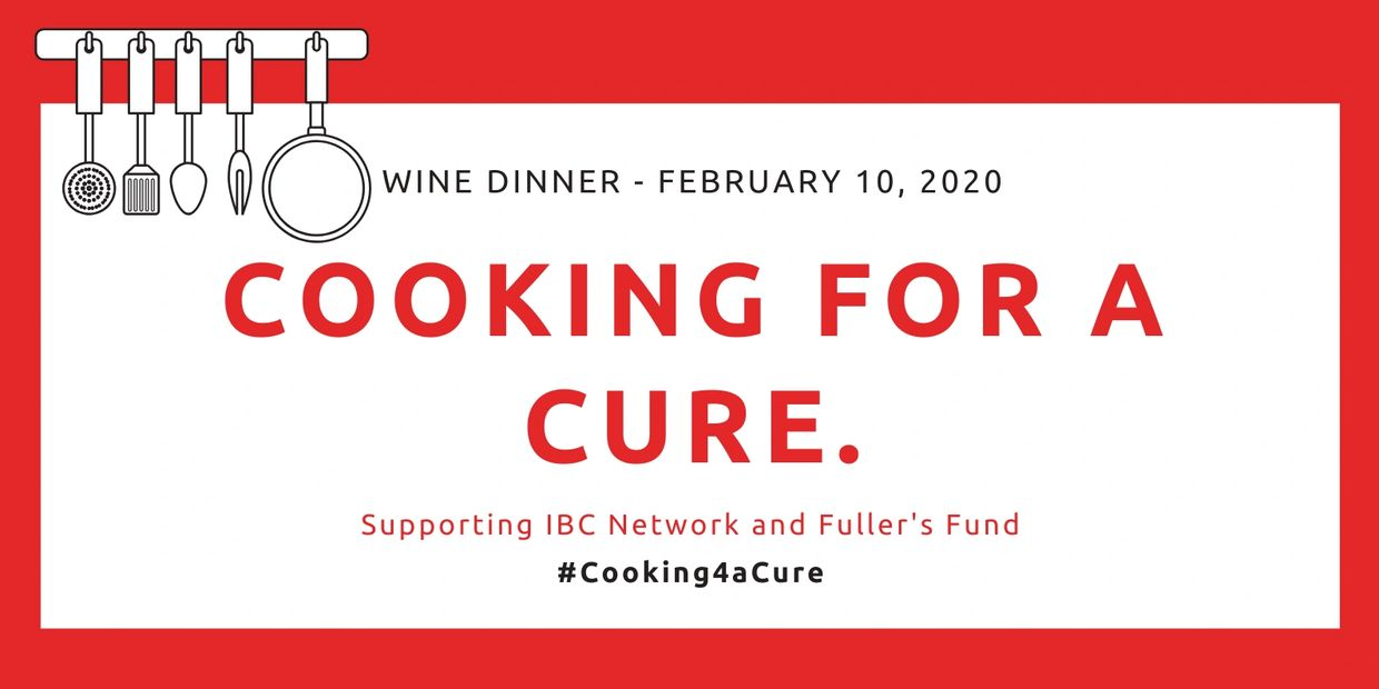 Cooking for a Cure - Wine Dinner Charity event