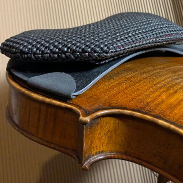 violin viola shoulder rest pad. beginner to professional use.