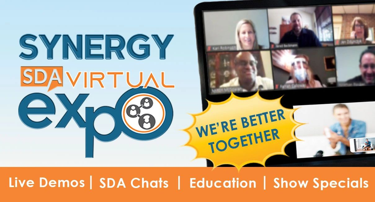 Synergy Senior Dining Association Virtual expo November 10 and 11 2020