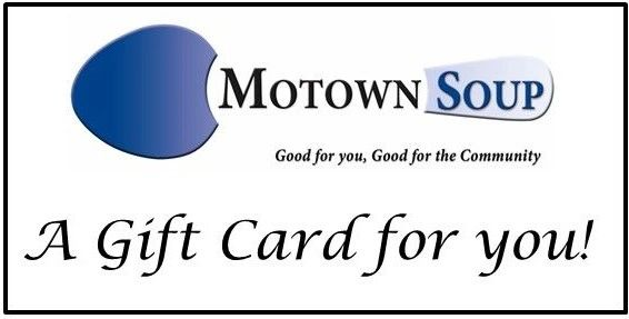 Motown Soup Gift Card