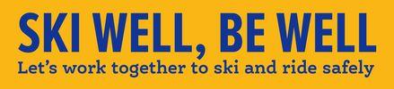 Ski Well, Be Well logo