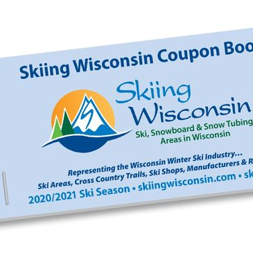 Skiing Wisconsin Coupon Book