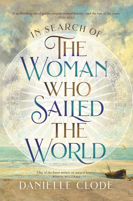 Cover image  for In Search of the Woman who Sailed the World