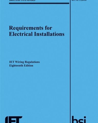 Hamandy - Electrical Test Certificate, Periodic (Condition