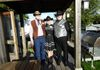 Western Theme Best Dressed Contest Winners, Sept. 2017, North Bend, OR.