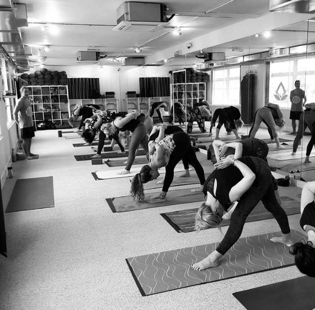 Ashtanga Yoga Guildford | Clive Bratchell | Yoga Class | Yoga Guildford Ashtanga | Mysore Guildford.