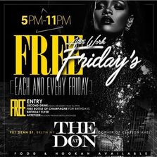 the don, 951 dean street, brooklyn ny, brooklyn after work party, after work fridays