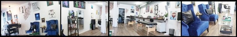 Take a look inside our clean, covid-19 compliant, tattoo studio in Largo, FL
