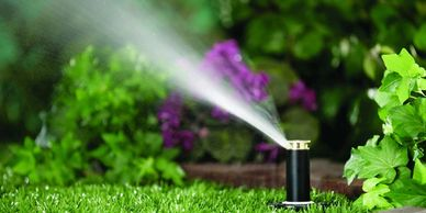 sprinkler system, inspected by home inspector - Allegiance Residential Inspections of Texas