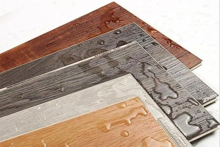 waterproof & stain proof flooring
