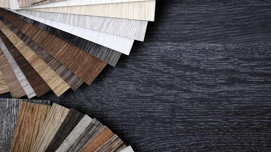 Unlimited flooring color selection