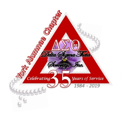 York Alumnae Chapter  Delta Sigma Theta Sorority, Inc.