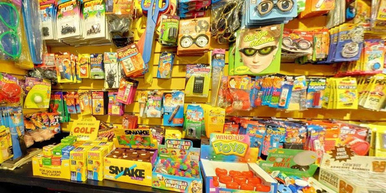 Big Fun Columbus - vintage toy store
