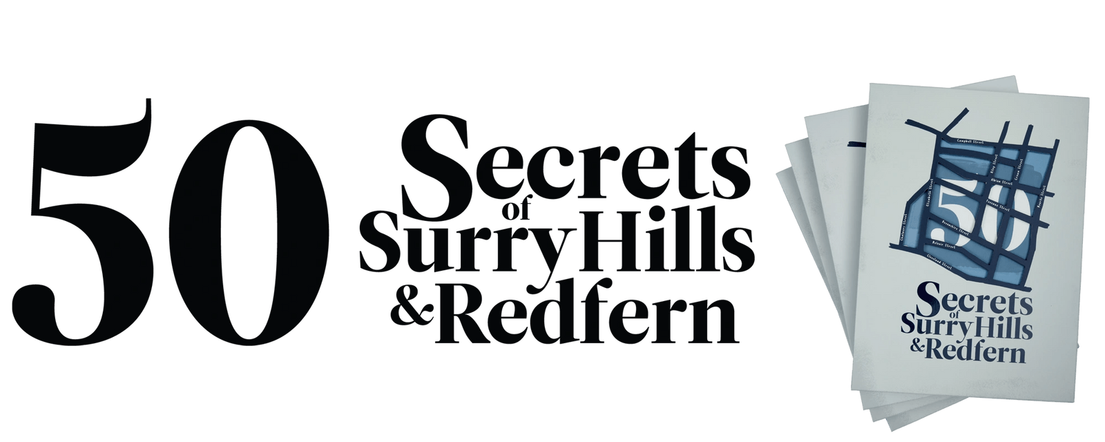 50Secrets of Surry hills & Redfern