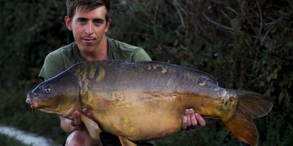 Club carp co founder and team manager George Treadwell