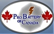 PRO-BATTERY OF CANADA
