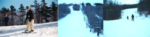 Snowboarding, Downhill Skiing and Cross Country Skiing PEI