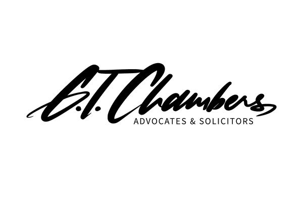 G.T. CHAMBERS, ADVOCATES & SOLICITORS
