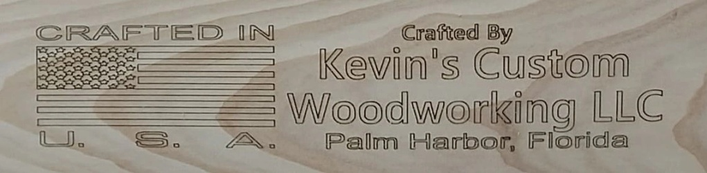 Kevin's Custom Woodworking LLC