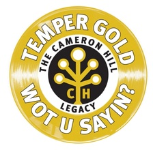 Temper Gold   The Cameron Hill Legacy