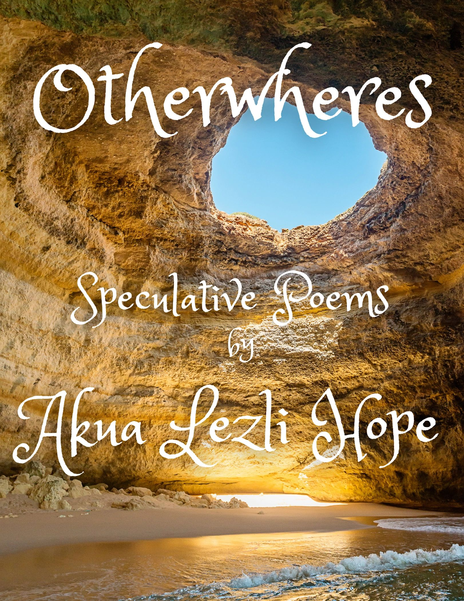 Cover of Otherwheres Speculative Poems by Akua Lezli Hope