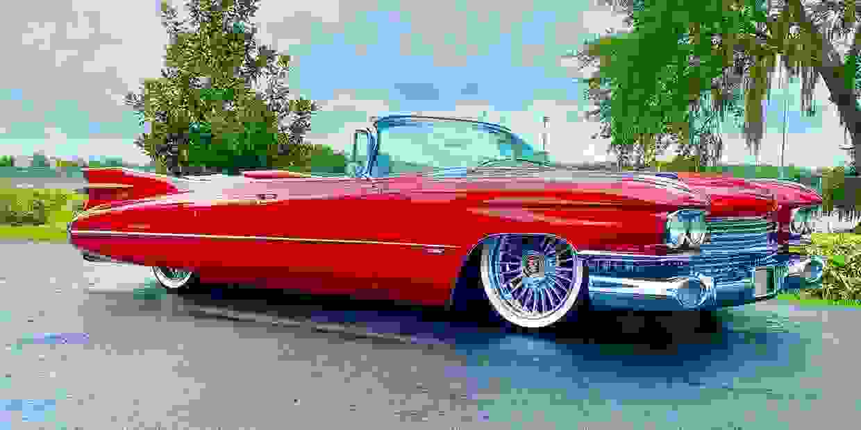 Stella, cadillac wheels, wheels for cadillac, custom caddy wheels, billet caddy wheels, cadillac rim