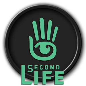 Second Life logo.