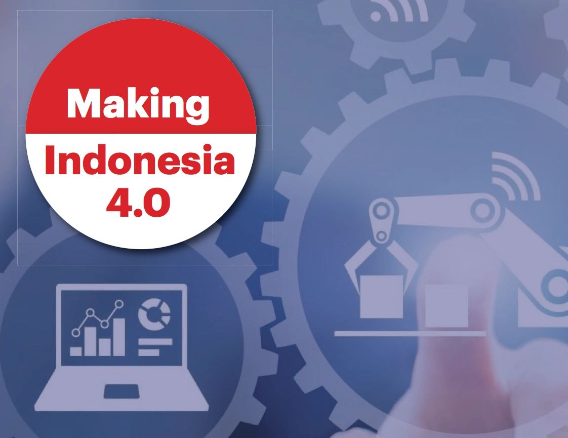 Making Indonesia 4 0