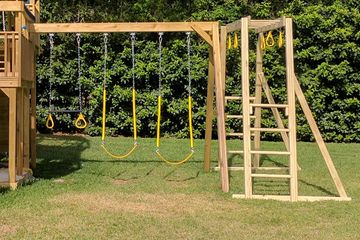 monkey bars, play tampa bay, play nation, playnation, plaground king, tampa, wood play