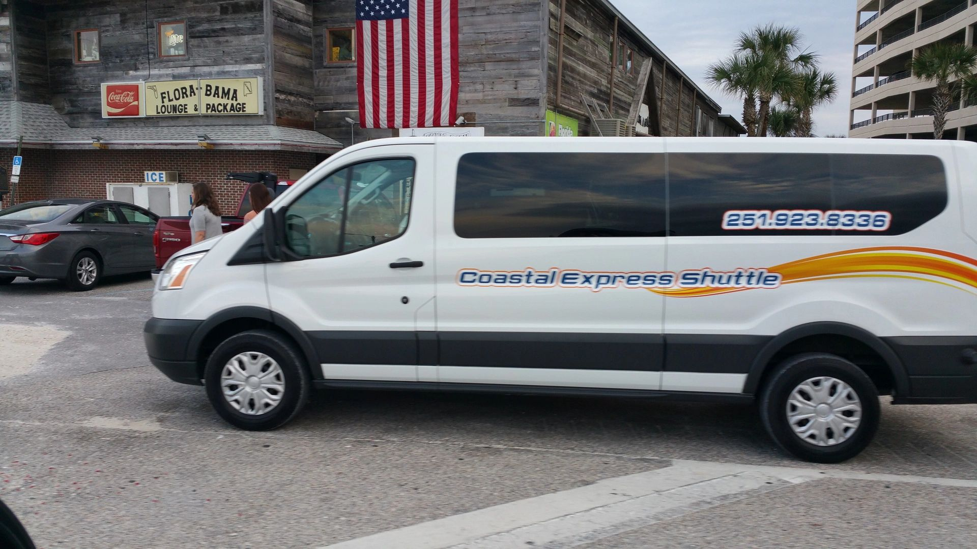 Safe and reliable transportation in Orange Beach and Gulf Shores.