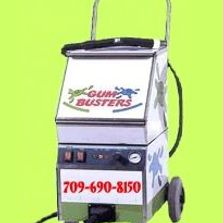 Gumbusters Newfoundland and Labrador Gum removal