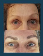 Microblading Eyebrows in NH