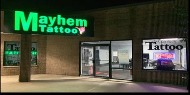 best tattoo shop in salem nh