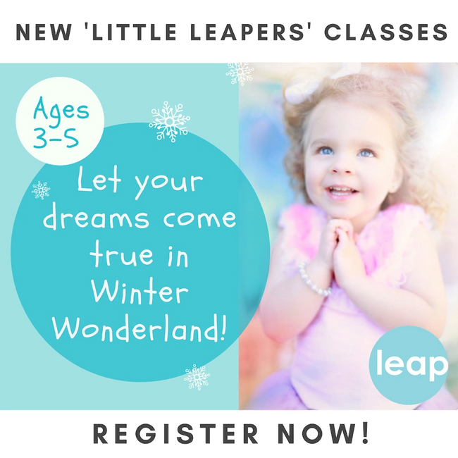 Little Leapers Dance Classes Kids Dance Classes Ballet