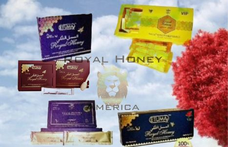 Best Royal Honey, Etumax Royal Honey vip, Kingdom Gold Royal Honey, Dose Vital