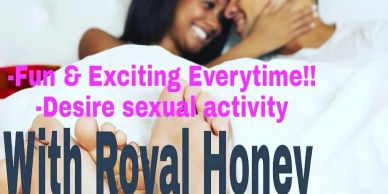 Royal Honey for Him & Her. Sexual Enhancement