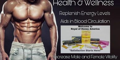 Royal honey sexual enhancement. USA domestic