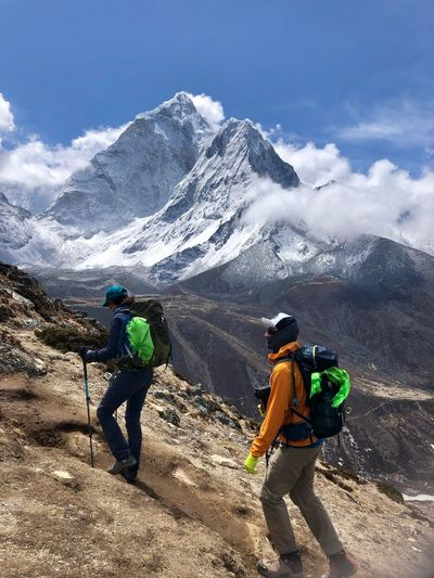 Hiking, Training, Expeditions, High Altitude, Acclimitization